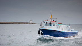 Watermota Recently Completed Repair Works to a Local Passenger Vessel Powered by a Perkins M135