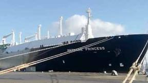 Damen Shiprepair Brest Completes Rapid Repairs to LNG Carrier 'Methane Princess'