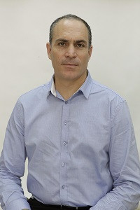Asaf Shefi, Naval Dome's CTO, the former Head of the Israeli Naval C4I and Cyber Defense Unit