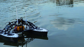 UNMANNED HYDROGRAPHIC SURVEYING IN HAZARDOUS  SHALLOW WATERS