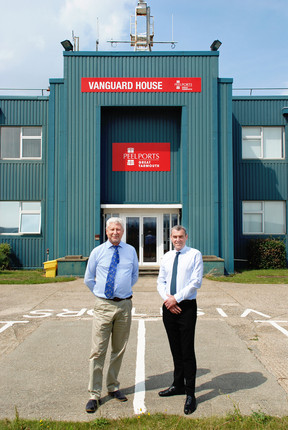 Two New Headline Recruits for A&P Group & Peel Ports Group's Great Yarmouth Partnership