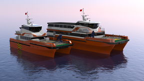 BMT Introduces Cutting Edge Vessels At Seawork