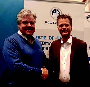 PG FLOW SOLUTIONS APPOINTS CEO