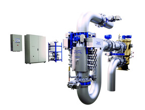 ALFA LAVAL PUREBALLAST 3.1 TOPS CUSTOMER CHOICE FOR LARGE-FLOW BALLAST WATER TREATMENT SYSTEMS