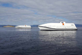 KONGSBERG COORDINATES EU-FUNDED PROJECT TO ENABLE AUTONOMOUS NAVIGATION IN CLOSE PROXIMITY
