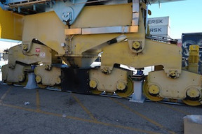 SP Load Cells Provide Data for  Ship-to-Shore Crane Project