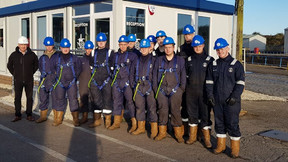 Dales Marine Services Complete Their 2019 Apprentice Intake