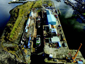 Leading the Way in Dry Docks and Alongside Services