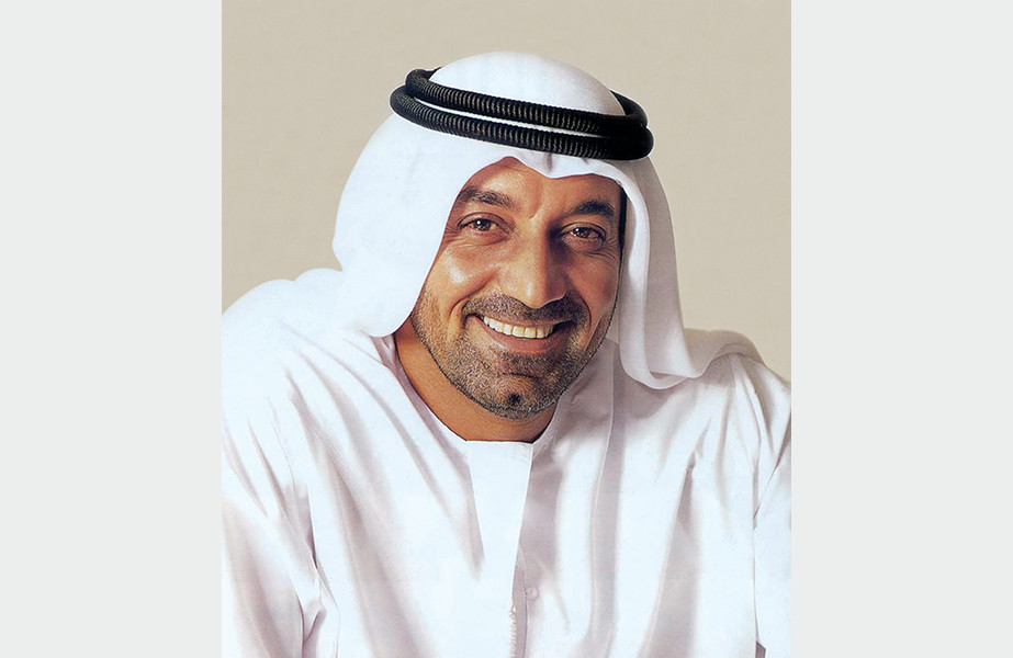 H.H. Sheikh Ahmed bin Saeed Al Maktoum, President, Dubai Civil Aviation Authority and Chairman and Chief Executive, Emirates Airline and Group