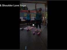 Wrist & Shoulder Love Yoga