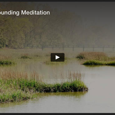 5 Senses Grounding Meditation