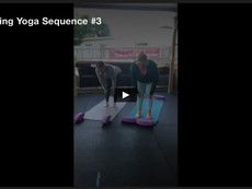 Standing Yoga Sequence #3