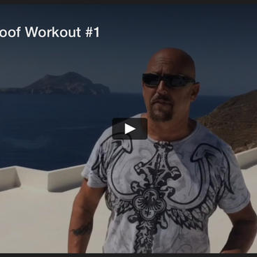 Amorgos Roof Workout #1
