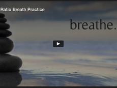 Equal Ratio Breath Practice