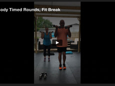 Full Body Timed Rounds, Fit Break