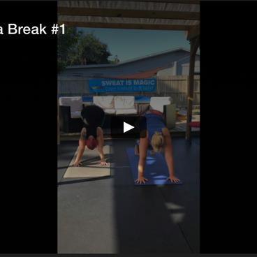 15 Min Yoga Break #1