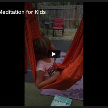 Catherine's Meditation for Kids