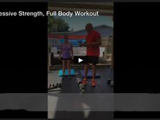 Progressive Strength, Full Body Workout