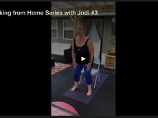Working from Home Series with Jodi #3