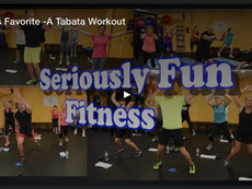 Tom's Favorite - A Tabata Workout