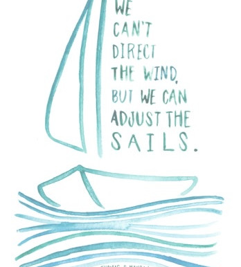 Finding Balance ... and Smoother Sailing