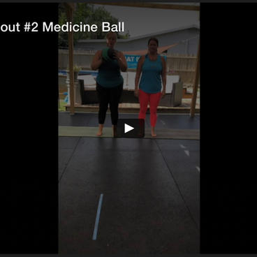 Partner Workout #2, 15 Minute Fit Break