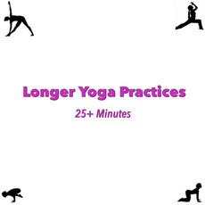 Longer Yoga Practices