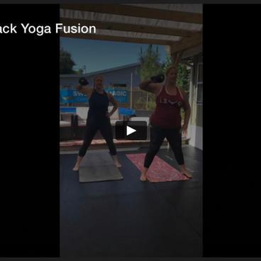 Kettlebell Stack Yoga Fusion