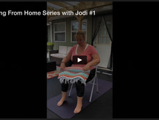 Working from Home Series with Jodi #1