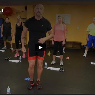 Tombata #1 Workout