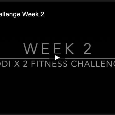 Jodi x 2 Challenge Week 2