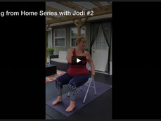Working from Home Series with Jodi #2