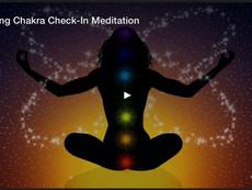 Morning Chakra Check-In Meditation
