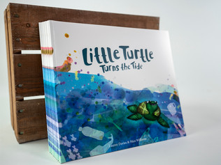 Storytime - Little Turtle Turns the Tide author read-along