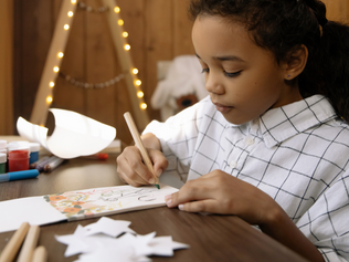 4 stocking filler books that help kids embrace mistakes, creativity and resist 'perfectionism'