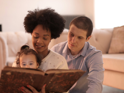 Five books to help children talk about their feelings