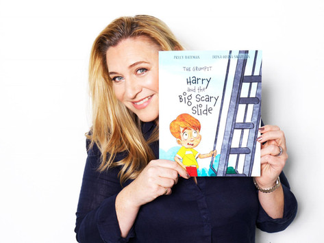 Storytime author read aloud - Harry and the Big Scary Slide