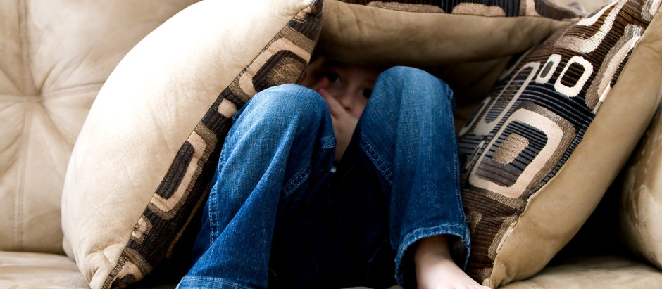 Seven ways to help your anxious child