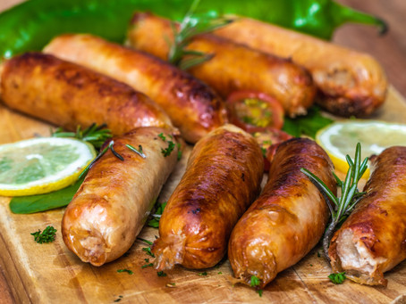 Six new ways to cook with sausages