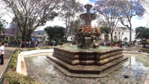 Central America - Day 1 - Guatemala
