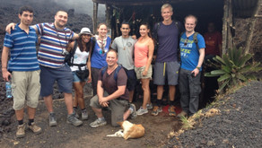 Central America - Day 2 - Guatemala, Pacaya Volcano