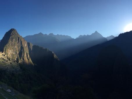 Day 17 - Tour Day 13 - Machu Picchu & Guinea Pig