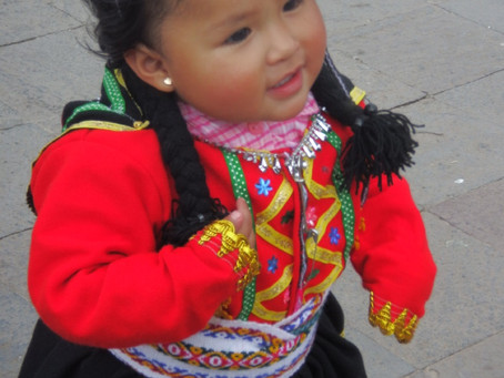Day 11 - Tour Day 7 - Cusco, Horseback riding