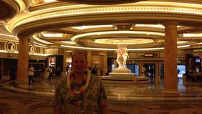USA - Day 4 - Vegas, Caesars Palace, David Copperfield