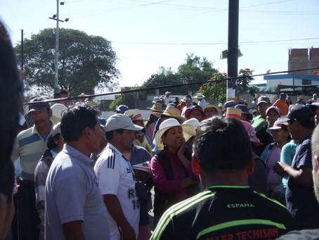 Day 8 - Tour Day 4 - Roadblocks and Arequipa
