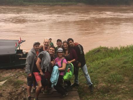 Day 24 - Goodbye Amazon, Hello Civilization