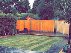 Midland Landscapes & Swift Contractors - Fencing Services