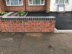 Midland Landscapes & Swift Contractors - Driveway & Gardens Walls