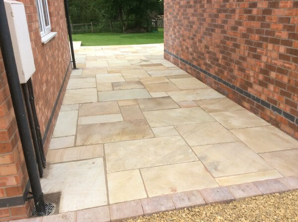 Midland Landscapes & Swift Contractors - Balsall Common Patio