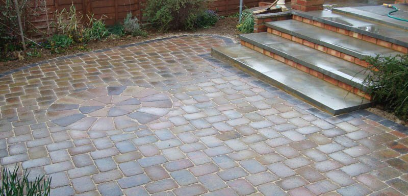 Midland Landscapes & Swift Contractors - Coventry Patio